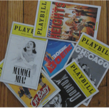Playbill collection